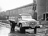 Pictures of ZiL 130 (I) 1956