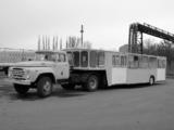 ZiL 130 s polupricepom APPA-4 1973–99 photos
