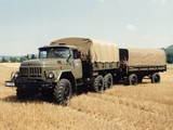 Photos of ZiL 131 1966–86