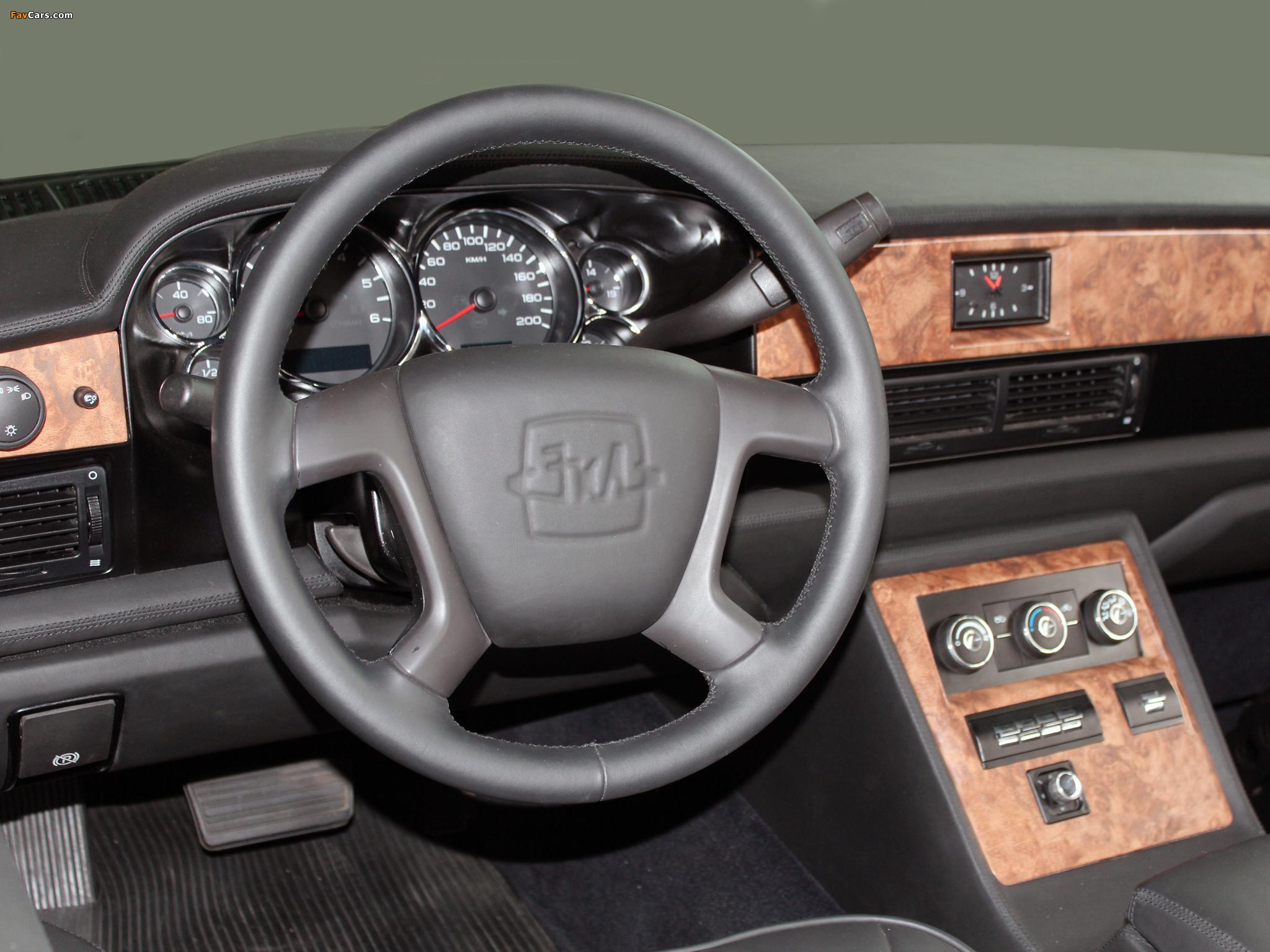 pictures of dashboard zil 41041 amg gaz sp45 2009 10 2048x1536. Black Bedroom Furniture Sets. Home Design Ideas