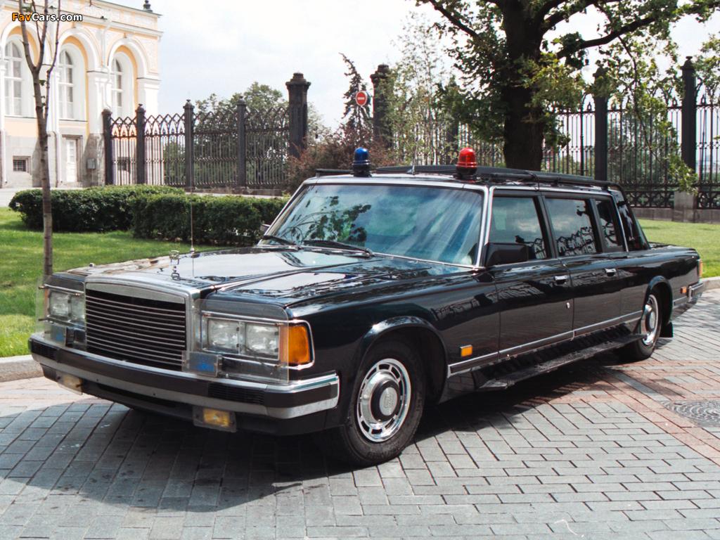 ZiL 41072 1988–99 images (1024 x 768)
