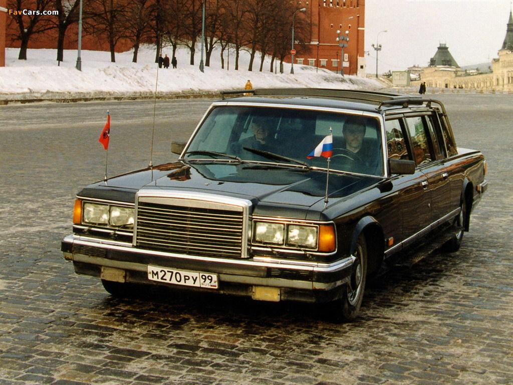 ZiL 41072 1988–99 photos (1024 x 768)