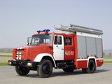 Pictures of Rosenbauer ZiL 433185 AC-2,0-20/2 Opitniy 2009