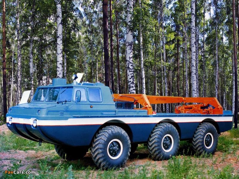 Photos of ZiL 4906 1975–91 (800 x 600)