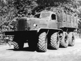 Photos of ZiL 134 (1) 1955