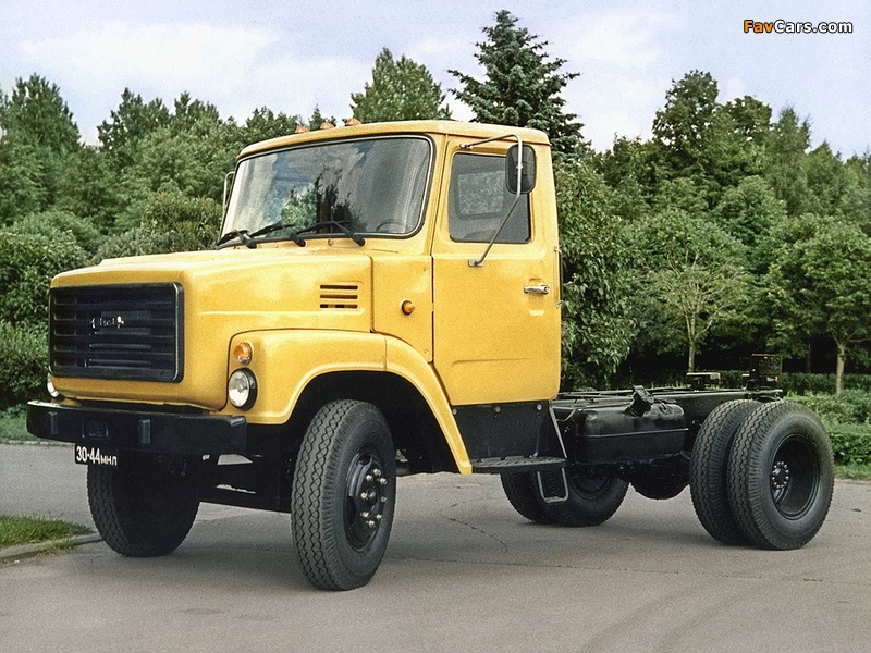 Pictures of ZiL 169 1977 (800 x 600)