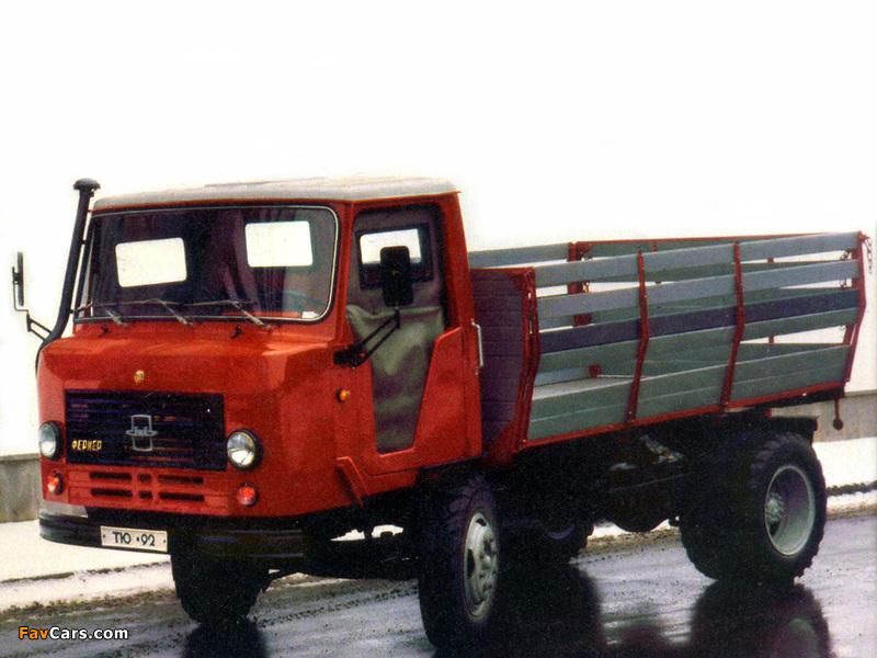 ZiL fermer Opitniy 1992 wallpapers (800 x 600)