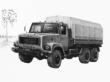 Pictures of ZiL 132-77 1975