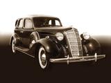 Photos of ZiS 101 1936–39
