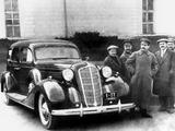 ZiS 101  1936 photos