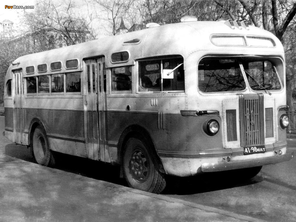ZiS 155 1949–57 photos (1024 x 768)