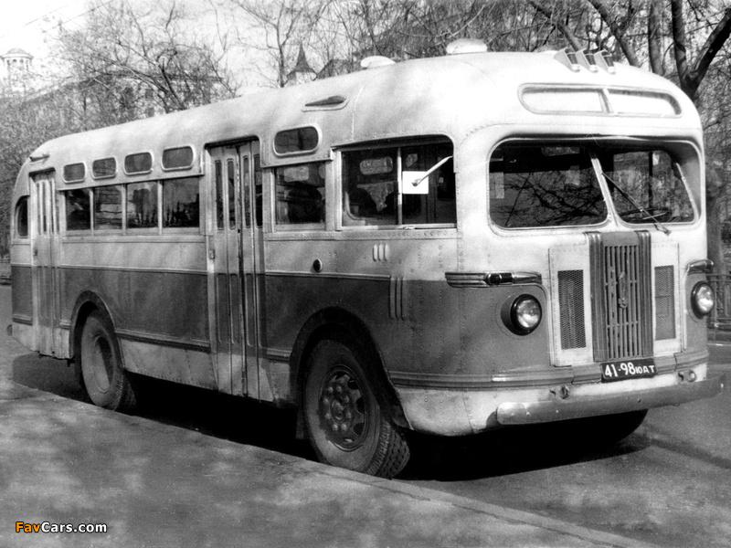 ZiS 155 1949–57 photos (800 x 600)
