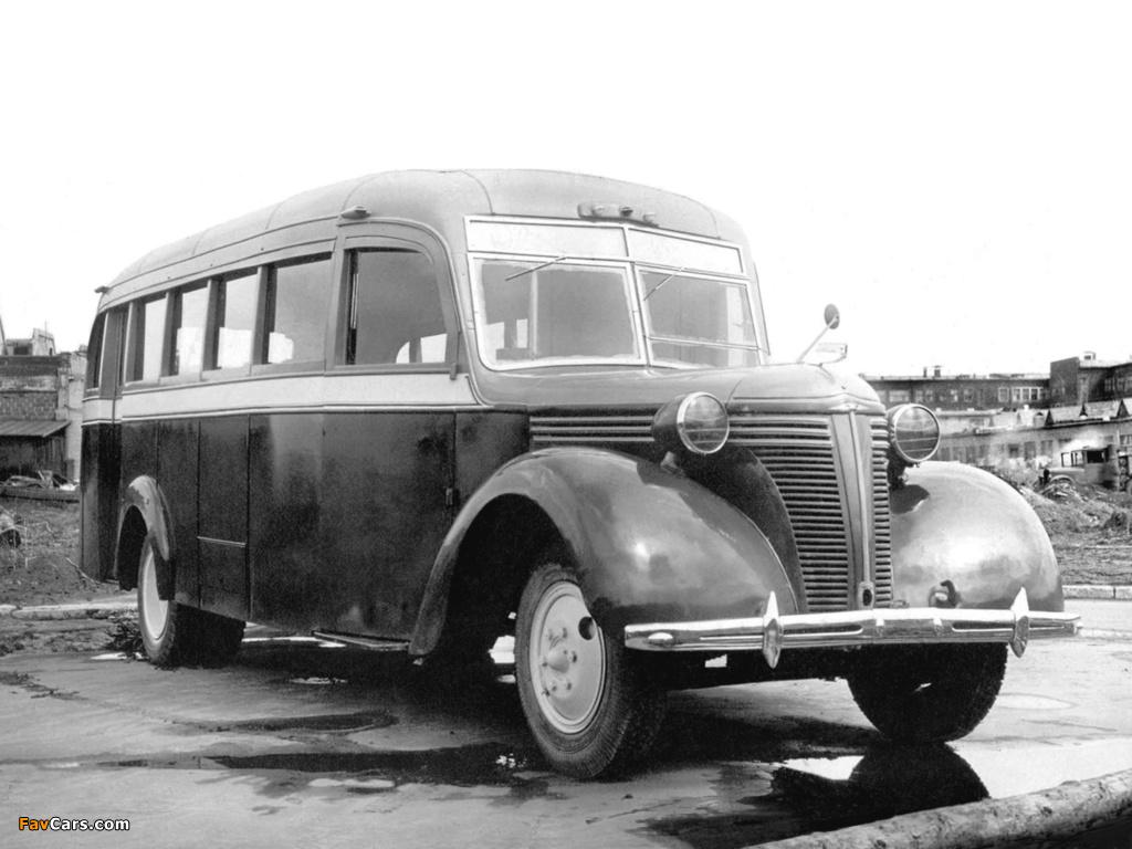 ZiS 16 1938–41 photos (1024 x 768)