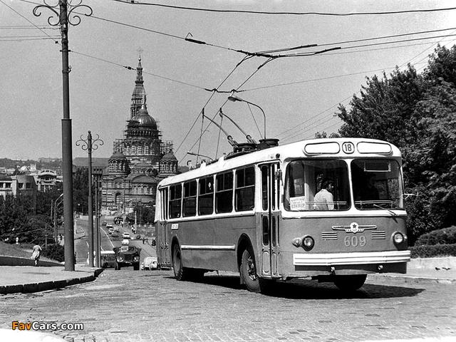 ZiU 5 1959–72 images (640 x 480)
