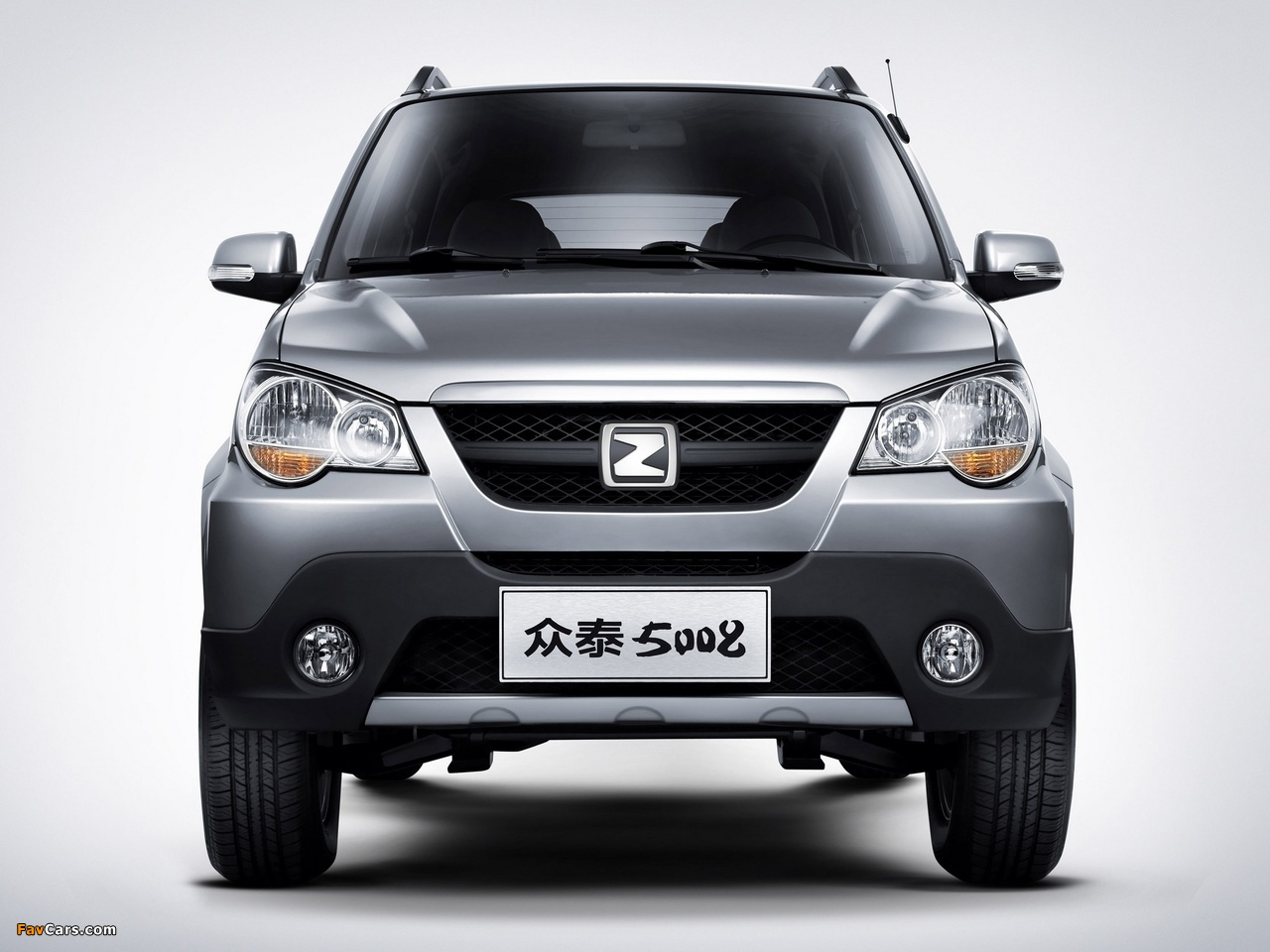 Pictures of Zotye Nomad II (5008) 2008 (1280 x 960)