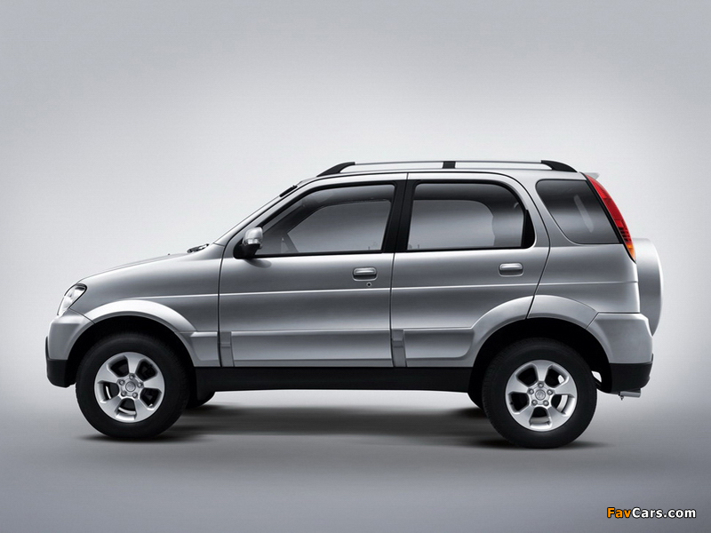 Pictures of Zotye Nomad II (5008) 2008 (800 x 600)