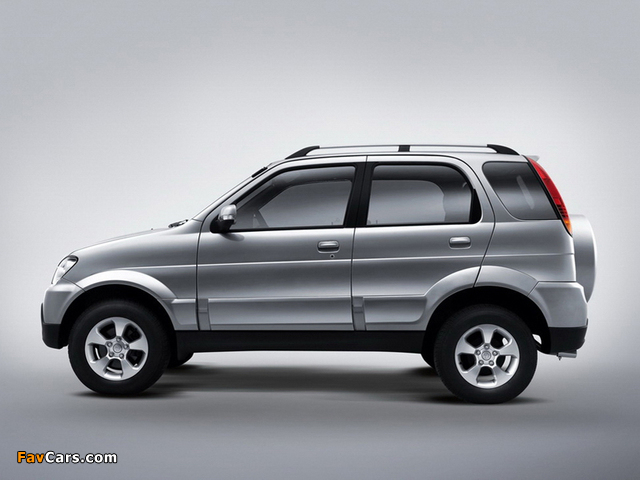 Pictures of Zotye Nomad II (5008) 2008 (640 x 480)