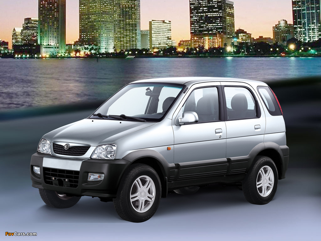 Zotye Nomad (2008) 2006 pictures (1024 x 768)