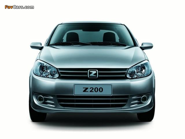 Images of Zotye Z200 2010 (640 x 480)