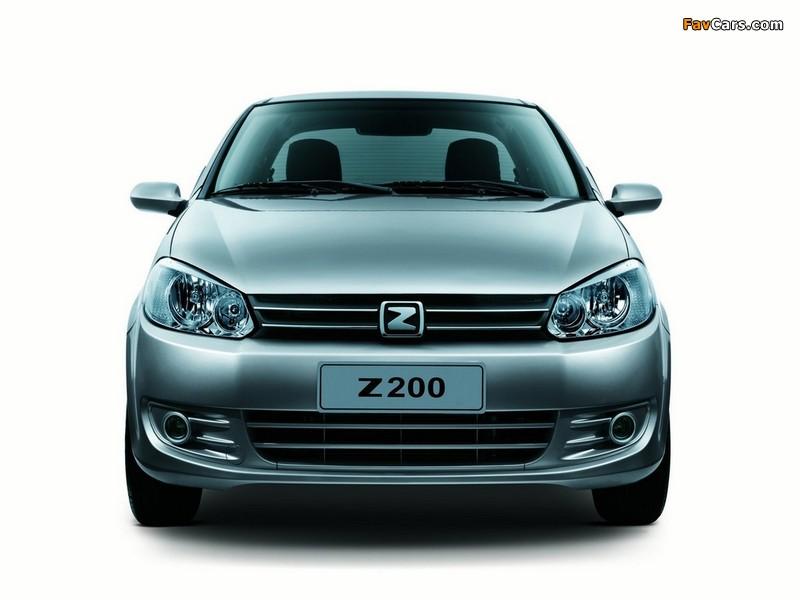 Images of Zotye Z200 2010 (800 x 600)