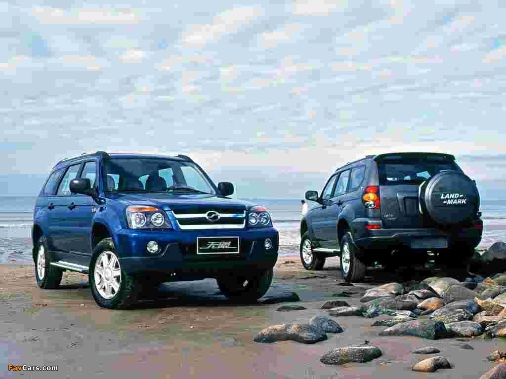 ZXAuto Landmark 2006–09 photos (1024 x 768)