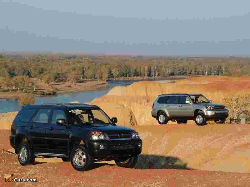 ZXAuto Landmark 2006–09 photos (800 x 600)