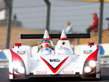 Zytek-Nissan Z11SN LMP2 2011 wallpapers
