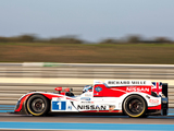 Zytek-Nissan Z11SN LMP2 2012 wallpapers